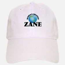 World's Greatest Zane Baseball Baseball Cap