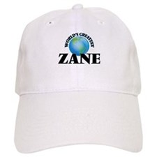 World's Greatest Zane Baseball Cap