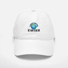 World's Greatest Zavier Baseball Baseball Cap