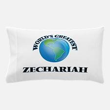 World's Greatest Zechariah Pillow Case