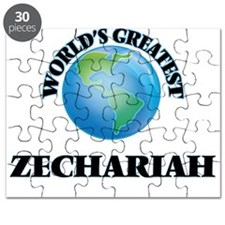 World's Greatest Zechariah Puzzle
