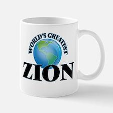 World's Greatest Zion Mugs