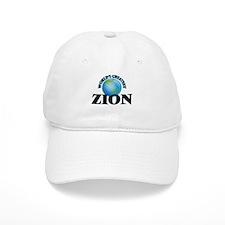 World's Greatest Zion Baseball Cap