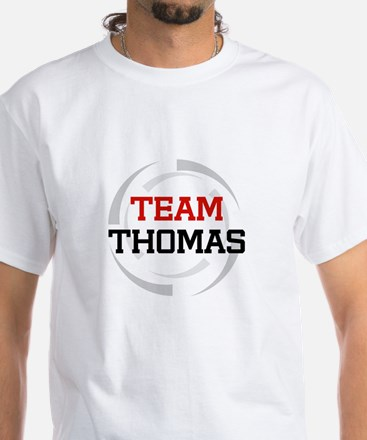 Thomas White T-Shirt