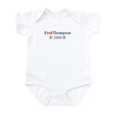 ::: Fred Thompson - Simple ::: Infant Bodysuit