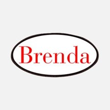 Brenda-bod red Patches