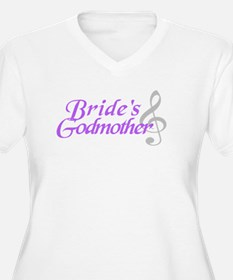 Bride's Godmother(clef) T-Shirt