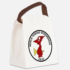 vs33.png Canvas Lunch Bag