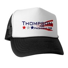 ::: Fred Thompson - Stripes ::: Trucker Hat