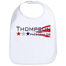 ::: Fred Thompson - Stripes ::: Bib