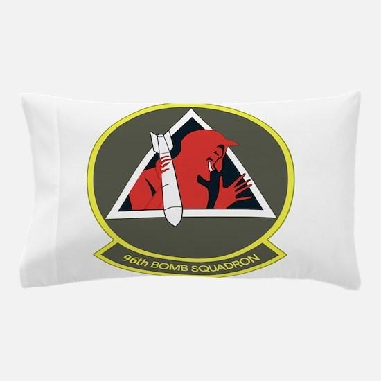 96_bomb_squadron.png Pillow Case
