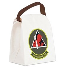 96_bomb_squadron.png Canvas Lunch Bag