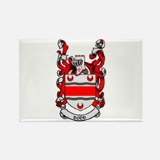 DODD Coat of Arms Rectangle Magnet