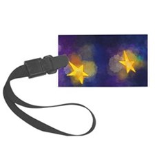 Stary Luggage Tag