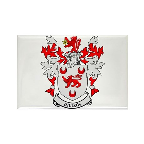 DILLON Coat of Arms Rectangle Magnet (10 pack)