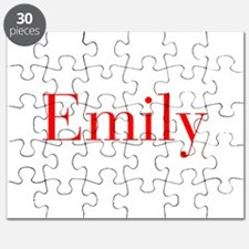 Emily-bod red Puzzle