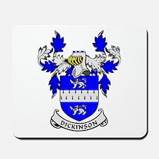 DICKINSON Coat of Arms Mousepad