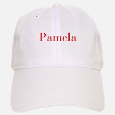 Pamela-bod red Baseball Baseball Baseball Cap