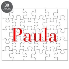 Paula-bod red Puzzle