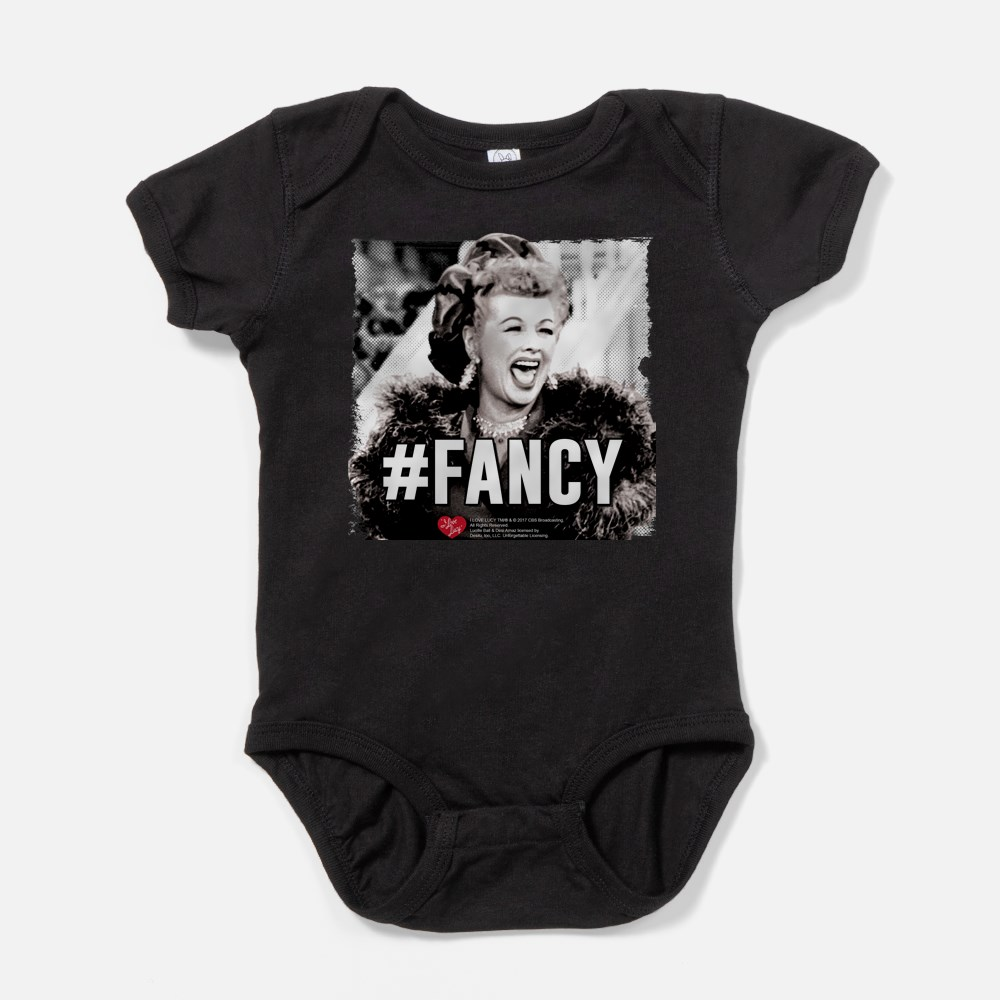 I Love Lucy #Fancy Baby Bodysuit
