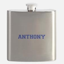ANTHONY-var blue Flask