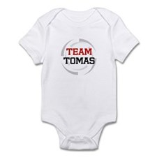 Tomas Infant Bodysuit