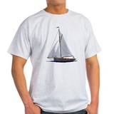 Sailing Mens Light T-shirts