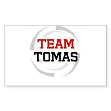 Tomas Rectangle Decal