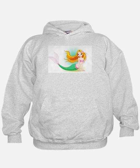 Beautiful Mermaid Hoody