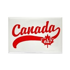 Canada eh? Rectangle Magnet