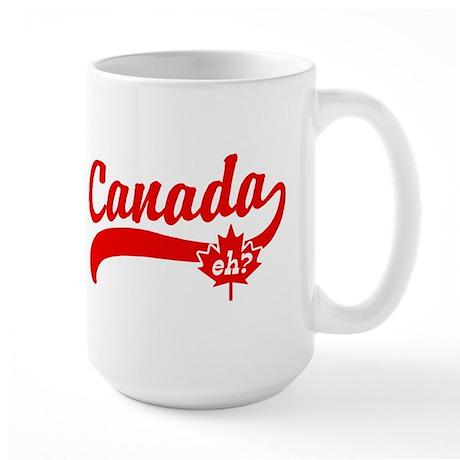 Canada eh? Large Mug