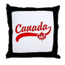 Canada eh? Throw Pillow