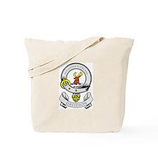 DAVIDSON 1 Coat of Arms Tote Bag