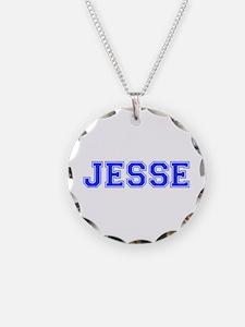 JESSE-var blue Necklace