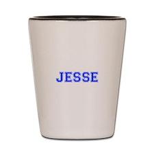 JESSE-var blue Shot Glass