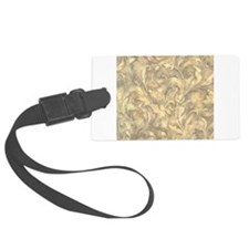 vintage grey design Luggage Tag