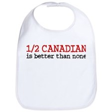 Half Canadian Bib