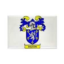 DALTON 2 Coat of Arms Rectangle Magnet