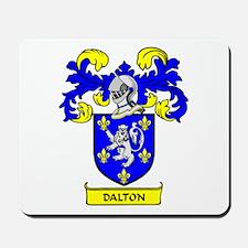 DALTON 2 Coat of Arms Mousepad