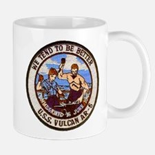 USS VULCAN Mug