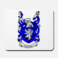 DALTON 1 Coat of Arms Mousepad