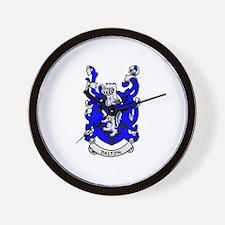 DALTON 1 Coat of Arms Wall Clock