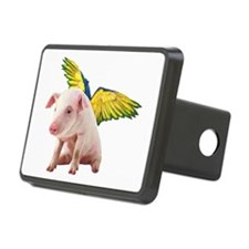 Pigs Fly Hitch Cover