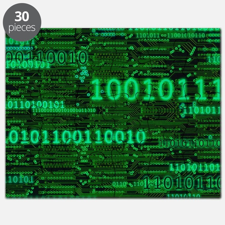Binary Numbers Puzzle