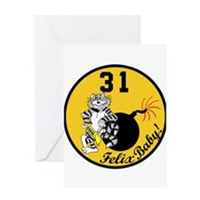 cat31.jpg Greeting Cards