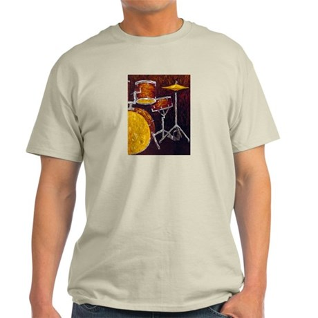 Drum Kit Light T-Shirt