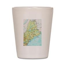 Maine Shot Glass