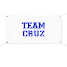 team CRUZ-var blue Banner