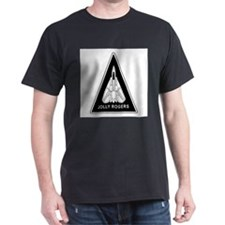 Vf-103 Jolly Rogers Ash Grey T-Shirt