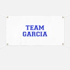 team GARCIA-var blue Banner